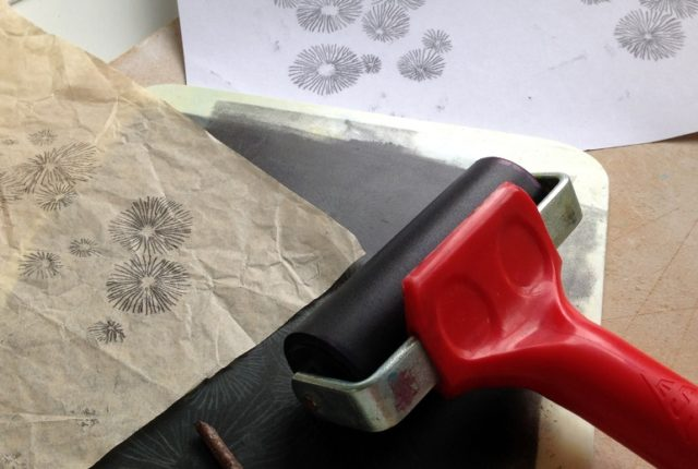 Fungi Printing