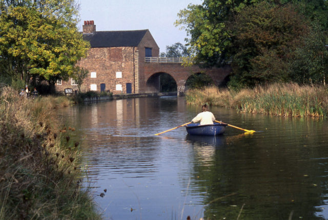 Ashby Canal Talk - Past, Present & Future