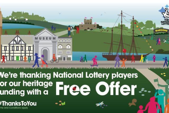 Winter Walk - National Lottery Celebration
