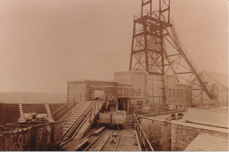 Photo of Marquis Colliery general view of pit top